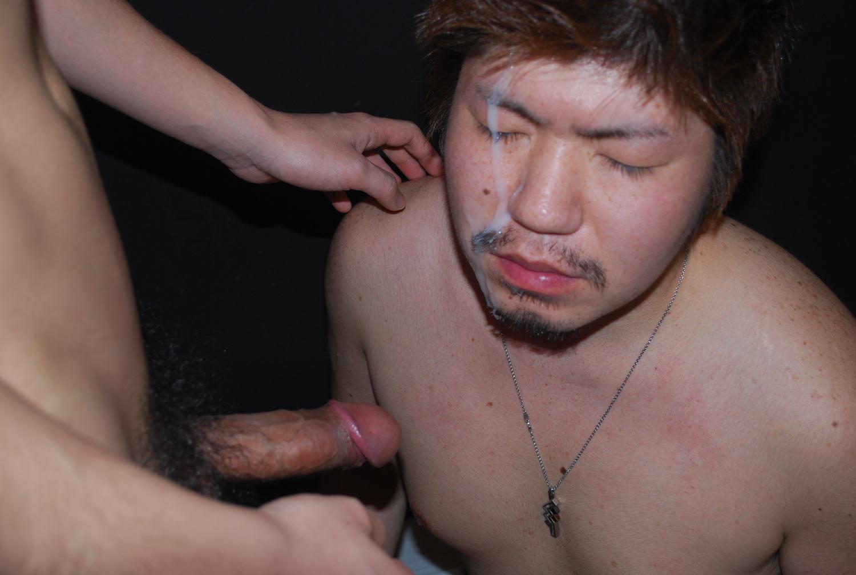JapanBoyz Keisuke and Shinji Big Cock Asian Guys Give Each Other Cum Facial Amateur Gay Porn 13 Big Cock Asian Boys Give Each Other HUGE Cum Facials