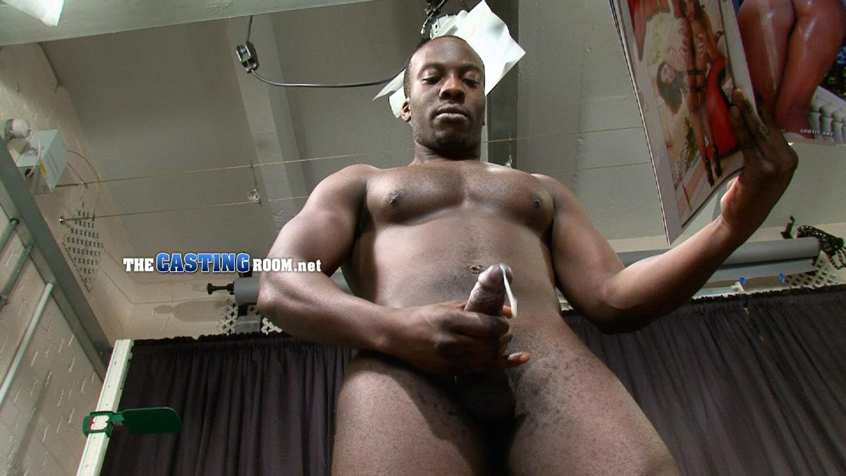 The-Casting-Room-Troy-Straight-Black-Guy-Jerking-His-Big-Black-Uncut-Cock-Amateur-Gay-Porn-17 Straight Black Man WIth A Big Uncut Cock Auditions For Gay Porn