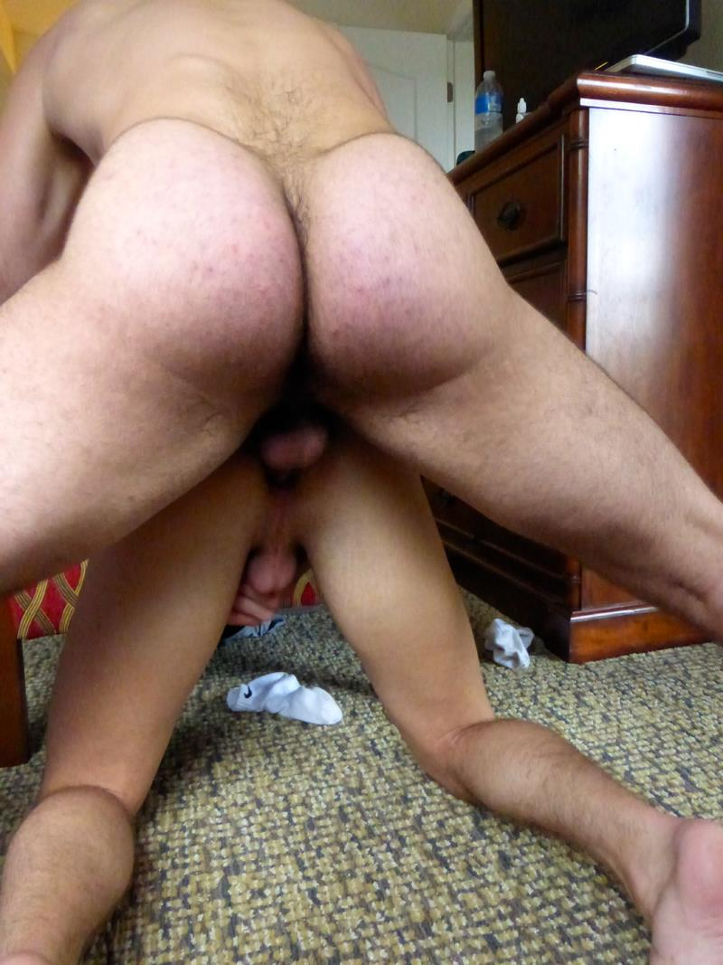 Maverick-Men-Cody-Muscle-Twink-Taking-Hairy-Muscle-Daddy-Cock-Bareback-Amateur-Gay-Porn-3 Muscle Twink Taking Two Hairy Daddy Muscle Loads Bareback