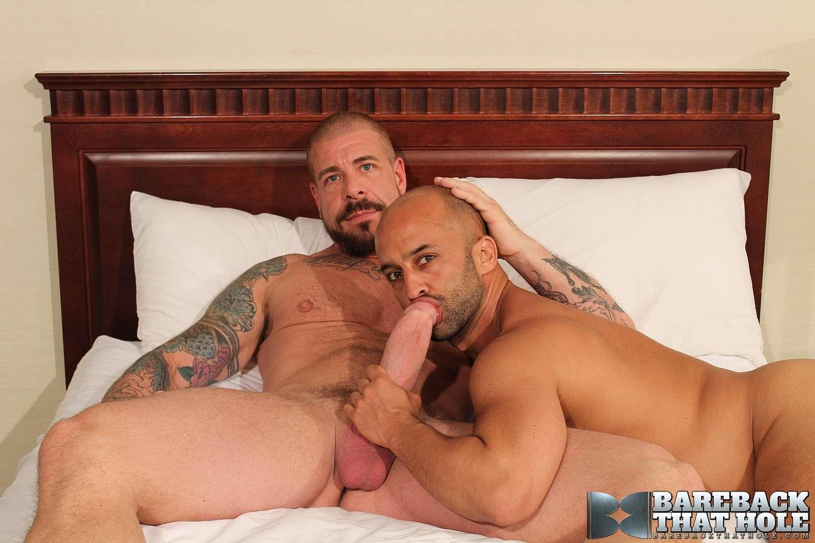 Bareback-That-Hole-Bareback-That-Hole-Rocco-Steele-and-Igor-Lukas-Huge-Cock-Barebacking-A-Tight-Ass-Amateur-Gay-Porn-19 Rocco Steele Tearing Up A Tight Ass With His Huge Cock