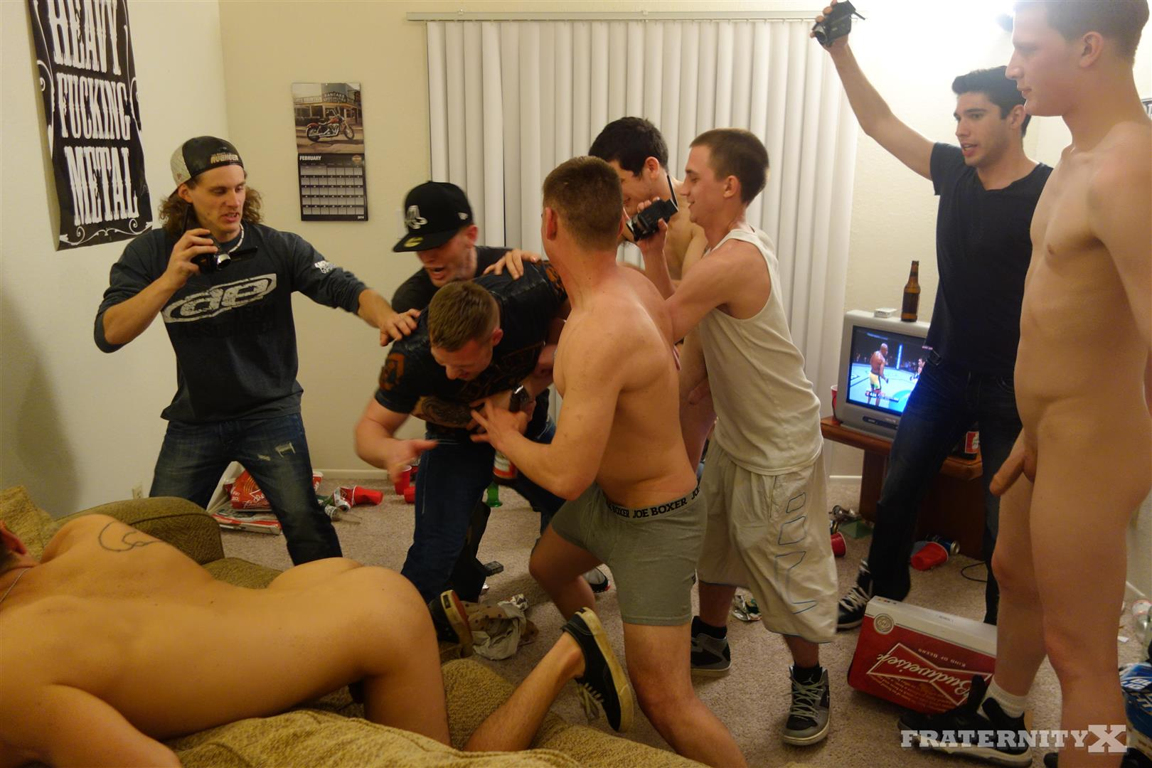 Fraternity-X-Brad-Pledge-Takes-5-Bareback-Cocks-Up-The-Ass-Amateur-Gay-Porn-48 Fraternity Pledge Takes 5 Bareback Cocks Up The Ass