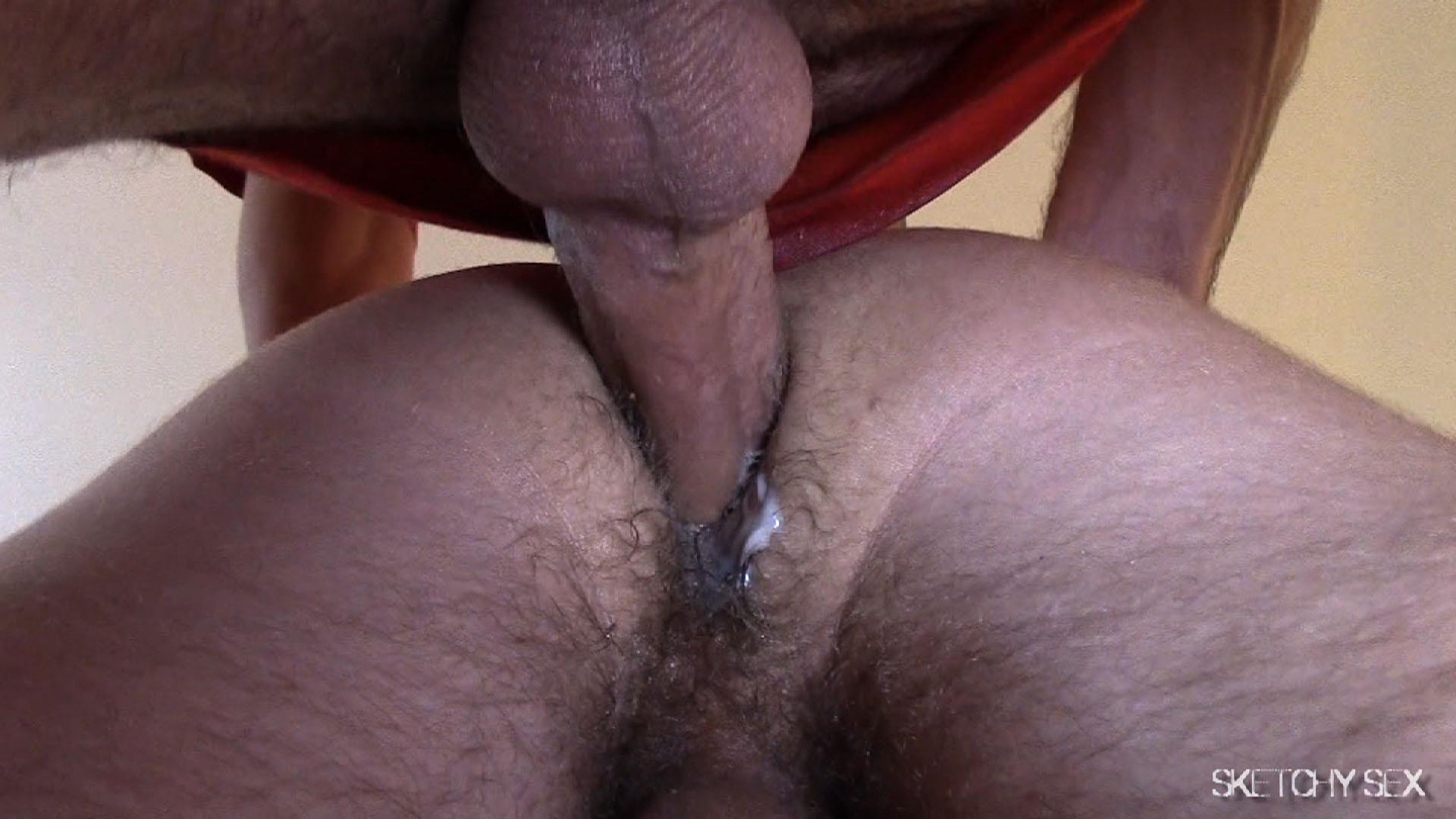 Sketchy-Sex-Nate-Getting-Fucked-Bareback-By-A-10-Inch-Craigslist-Cock-Amateur-Gay-Porn-11 Taking A 10