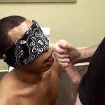 Suck Off Guys Brandon Anonymous Black Guy Sucking A White Daddy Cock Eating Cum Amateur Gay Porn 35 150x150 Young Blindfolded Black Guy Sucking On A Hairy Daddy Cock