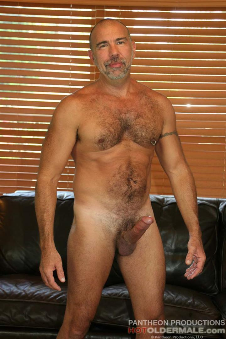 free gay hairy in man older porn