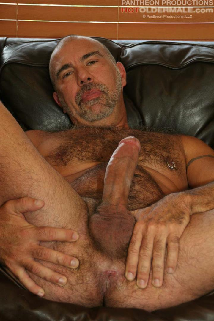 image Older tiny dick gay men masturbating