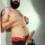 UK Naked Men Tom Long Bearded Guy With A Big Uncut Cock Jerk Off Amateur Gay Porn 08 150x150 Bearded Guy From England Jerking His Big Uncut Cock