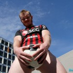 Bentley Race Beau Jackson Beefy Redhead Jerking His Big Uncut Cock Amateur Gay Porn 33 150x150 Redhead Aussie Soccer Player Naked and Stroking A Big Uncut Cock