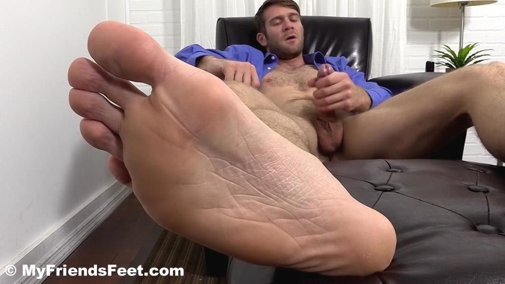 Mature Amateur Johnny Jacking Off