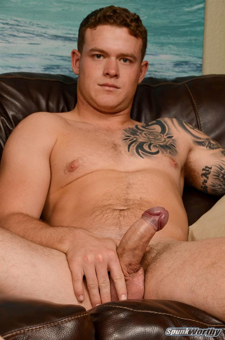 SpunkWorthy Finn Irish Guy With A Huge Uncut Cock Jerking Off Amateur Gay Porn 05 Straight Irish Hunk Jerking His Big Thick Uncut Cock