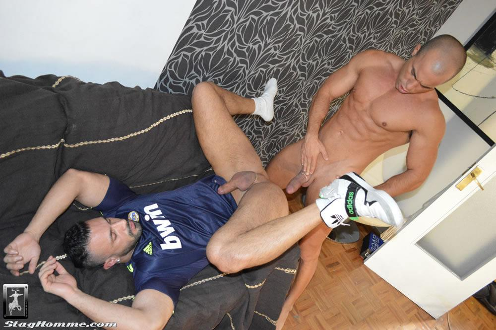 Stag Homme Antonio Aguilera and Flex Big Uncut Cock Muscle Hunks Fucking Amateur Gay Porn 14 Drunk Muscle Hunk With A Big Uncut Cock Gets Fucked
