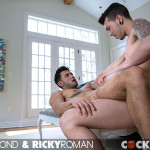 Cockyboys Jo Diamond and Ricky Roman Guys With Big Uncut Cocks Fucking Amateur Gay Porn 20 150x150 Cockyboys: Jo Diamond and Ricky Roman Fucking With Big Uncut Cocks