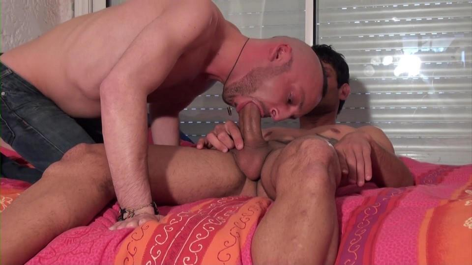 French Dudes Niko Corsica and Matt Surfer Mohawk Guy Fucked By Thick Uncut Cock Amateur Gay Porn 02 Mohawk Dude Takes A Thick Uncut Cock Up The Ass