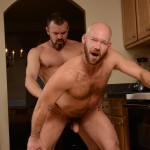 Men Drill My Hole Max Sargent and Mike Tanner Thick Cock Daddys Fucking Amateur Gay Porn 12 150x150 Hairy Muscle Daddys Fucking In The Kitchen And Eating Cum