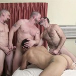 Raw Fuck Club Dylan Saunders and Dusty Williams and Jeff Kendall and Jeremy Stevens BBBH Amateur Gay Porn 10 150x150 Big Cock Amateur Hotel Bareback Sex Party
