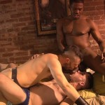 Treasure Island Media TimSuck Krave and Kyle Ferris and James Eden Big Black Cock Amateur Gay Porn 5 150x150 Two White Guys Worshipping Kraves Big Black Cock
