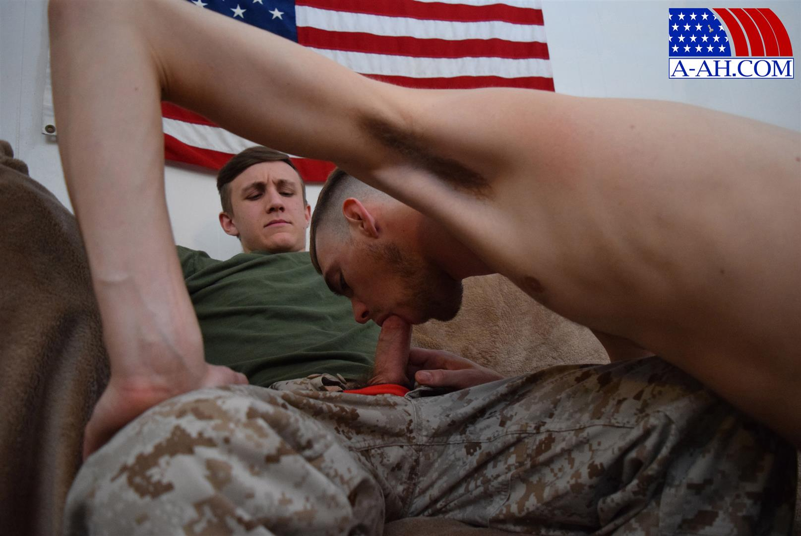 Gay military blowjobs
