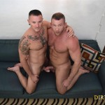 Dirty Tony Shay Michaels and Max Cameron Hairy Muscle Hunk Bareback Amateur Gay Porn 01 150x150 Hairy Muscle Hunk Shay Michaels Barebacking Max Cameron