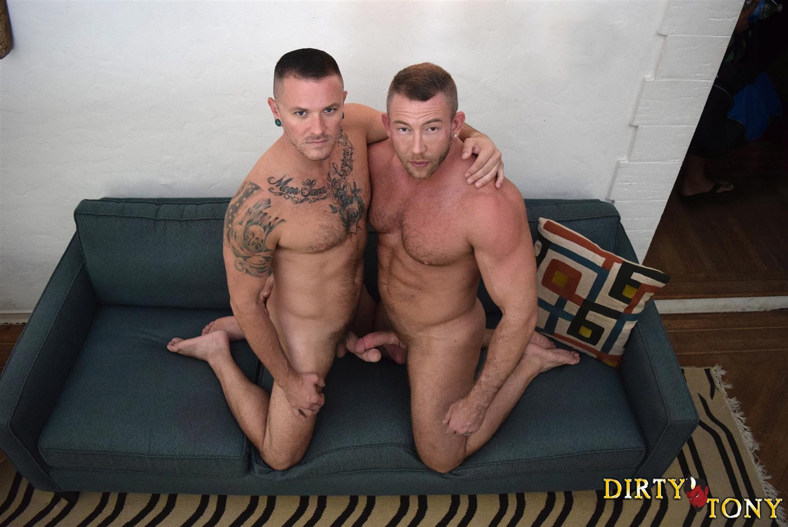 Gang of Five breeding for lucky muscle stud