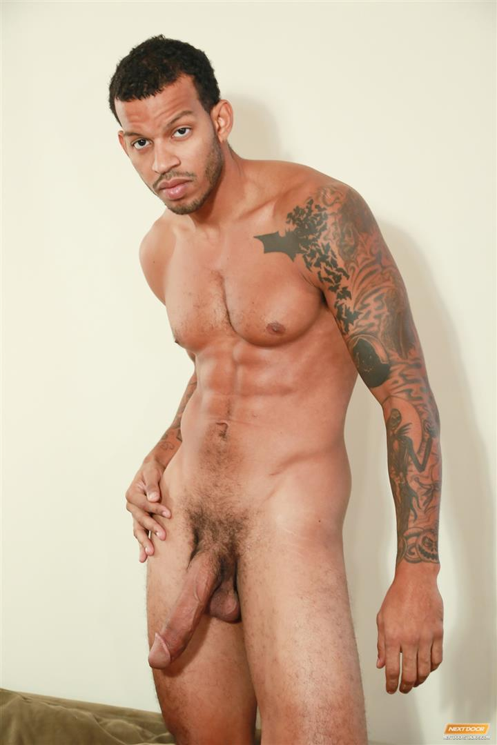 Hot gay black men amateur face punishment