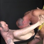 Raw and Rough Blake Dawson and Super Steve Horse Cock Bareback Breeding Amateur Gay Porn 03 150x150 Huge Cock Bareback Breeding A Tight Hole In A Sex Sling