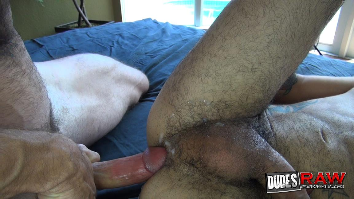 Dudes-Raw-Jimmie-Slater-and-Nick-Cross-Bareback-Flip-Flop-Sex-Amateur-Gay-Porn-90 Hairy Young Jocks Flip Flop Bareback & Cream Each Other's Holes