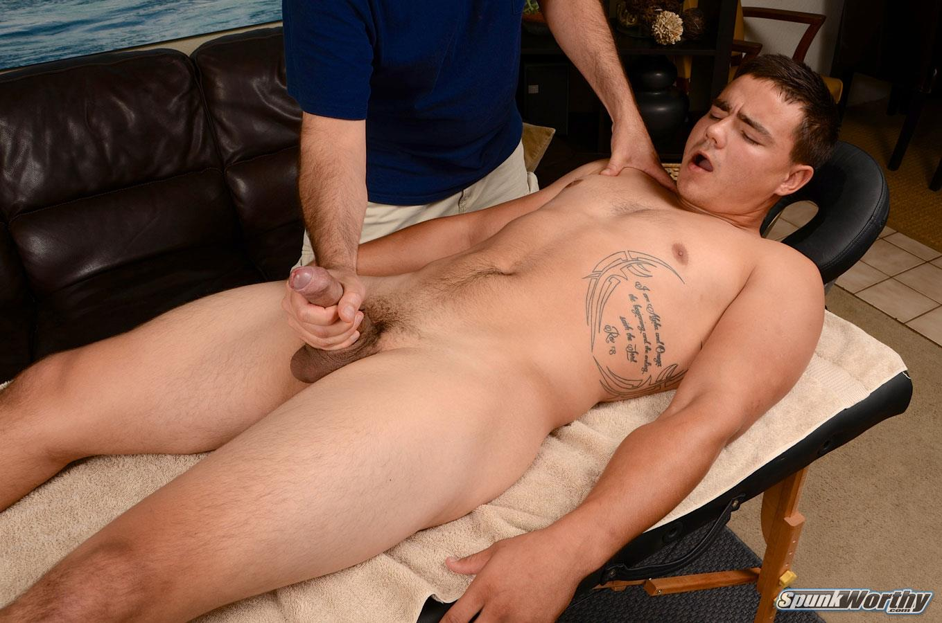 gay muscle happy ending massage videos Westminster, Colorado