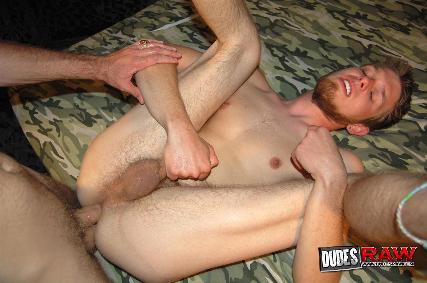 Dudes Raw Jacques Satori and Zeke Stardust Army Guys Barebacking Amateur Gay Porn 21 Army Guys Discover Gay Sex and Bareback Fuck Each Other