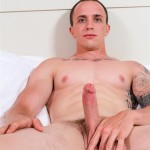Active Duty James Straight Army Guy Jerking Off His Big Cock Amateur Gay Porn 09 150x150 Tatted Straight Army Hunk Auditions For Gay Porn and Shoots A Big Load