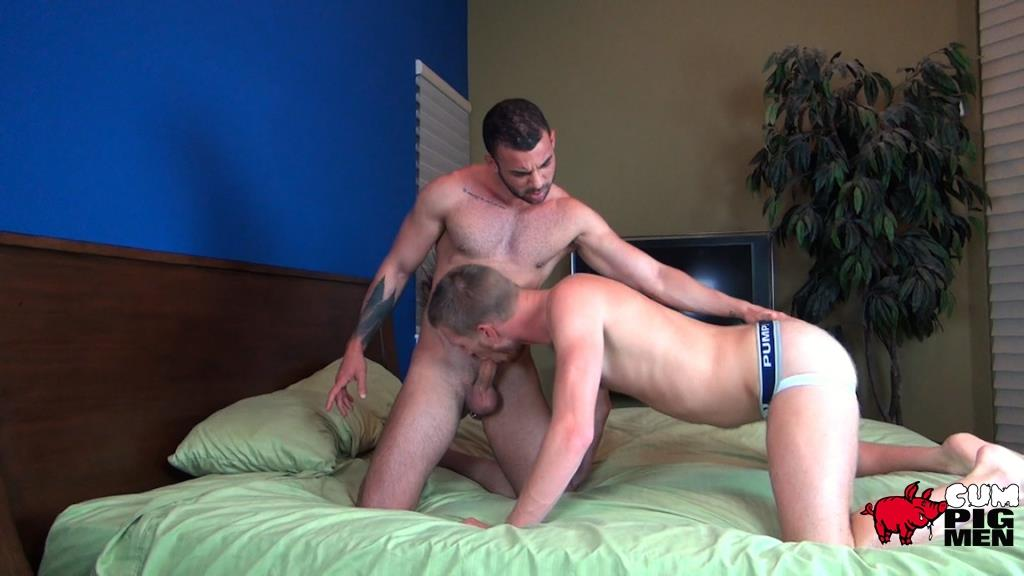 Cum-Pig-Men-Billy-Warren-and-Marcos-Mateo-Sucking-Cum-Out-Of-Uncut-Cock-Amateur-Gay-Porn-18 Billy Warren Sucking The Cum Out Of Marcos Mateo's Big Uncut Cock