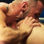 Dark Alley XT Mario Domenech and Antonio Miracle Jocks Bareback Bathhouse Sex Amateur Gay Porn 10 150x150 Muscle Jocks Bareback Fucking At A Bathhouse With Their Big Uncut Cocks
