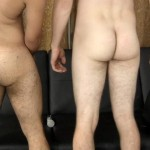 Straight Fraternity Blake and Jesse Latino Sucks His First Cock Amateur Gay Porn 13 150x150 Straight 18 Year Old Latino Boy Auditions For Gay Porn By Sucking Cock