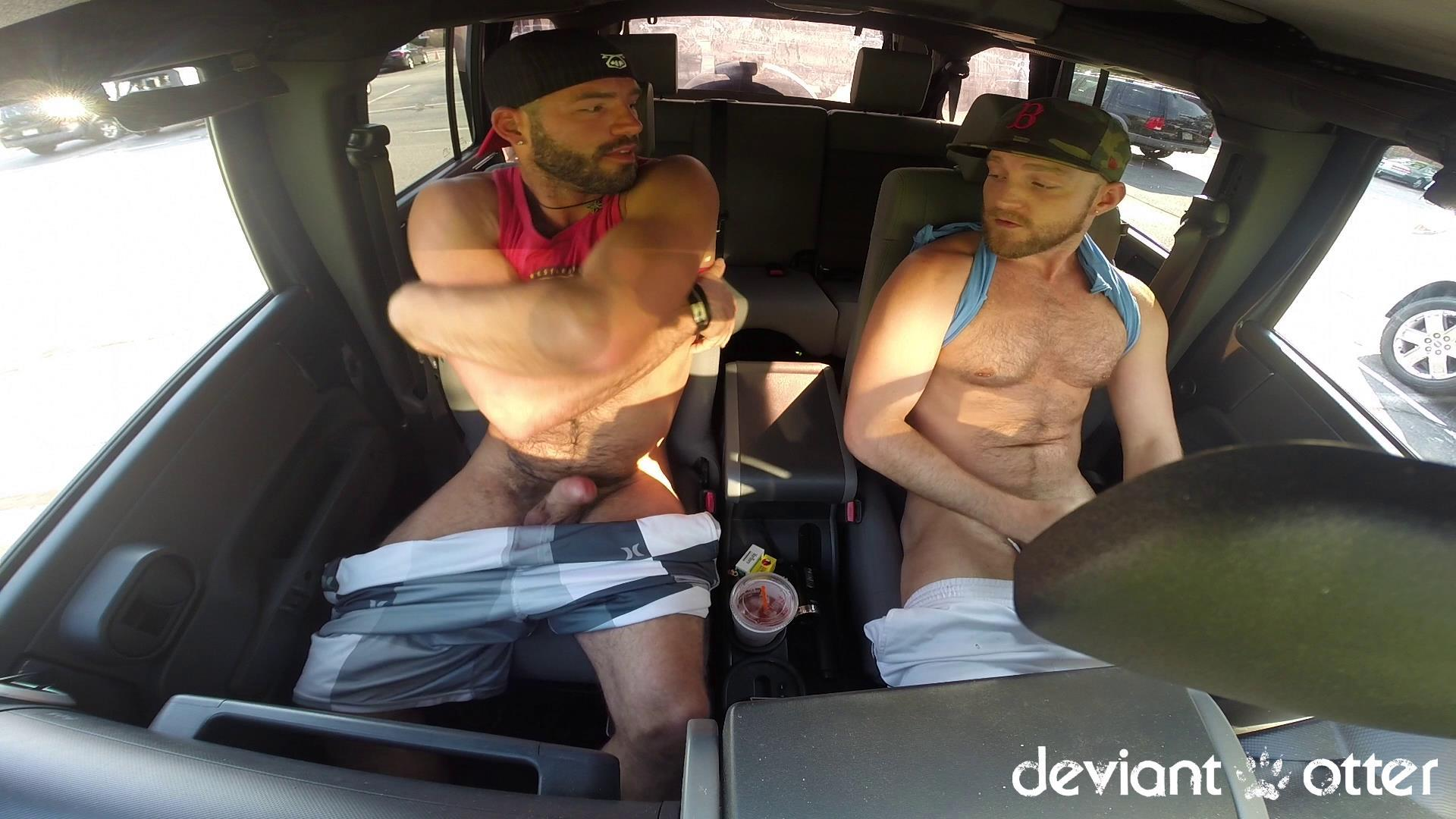 Deviant Otter Xavier Sucking Cock In Public Hairy Guys Amateur Gay Porn 09 Masculine Hairy Guys Sucking Each Others Cock In A Parking Lot