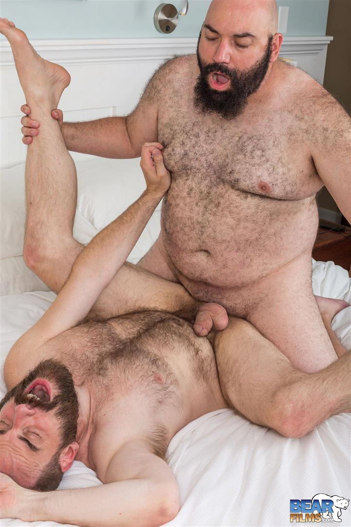 naked Men fucked Bear