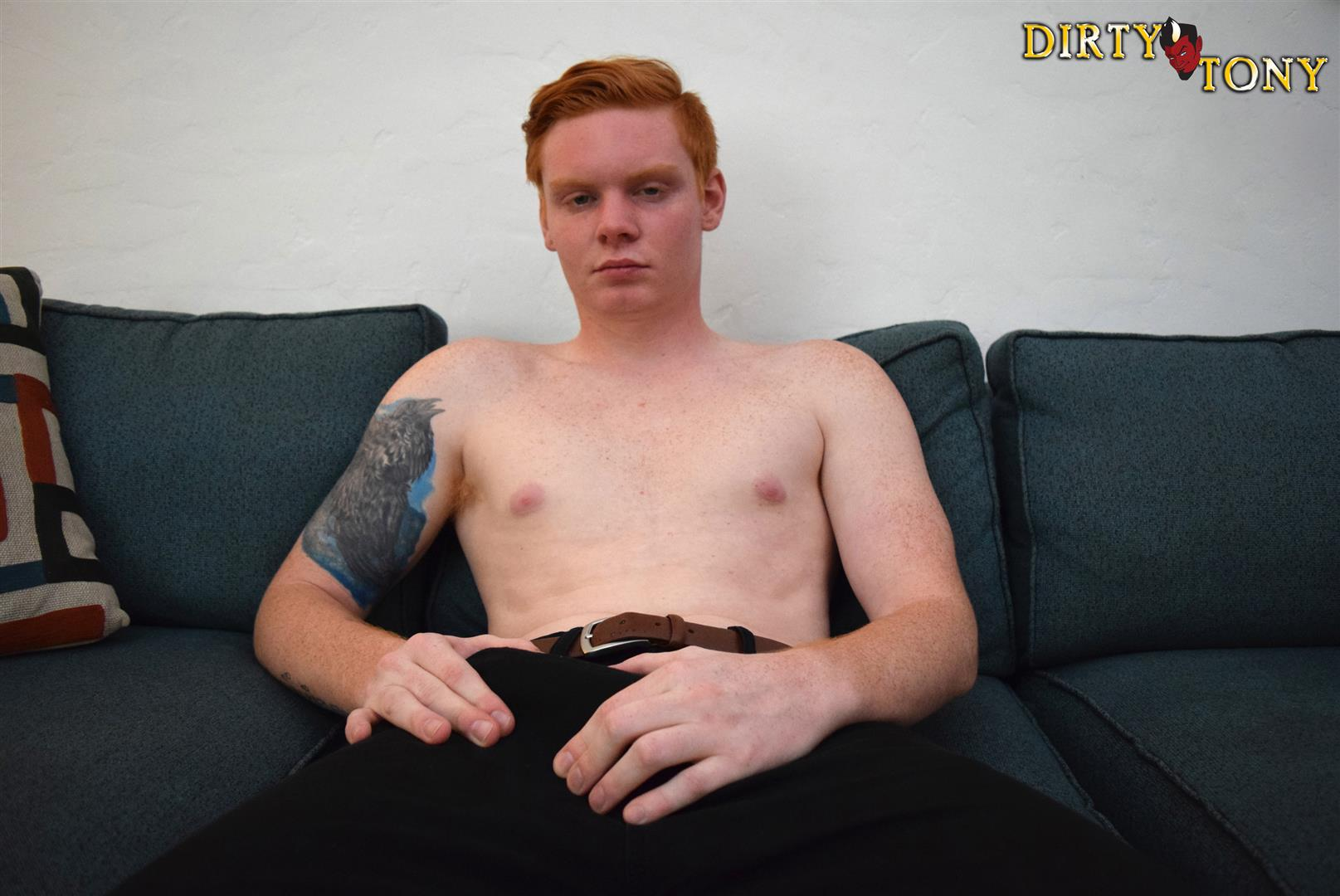 Dirty Tony Max Breeker Redheaded Twink Masturbation Amateur Gay Porn 02 Bisexual 19 Year Old Redheaded Twink Auditions For Gay Porn