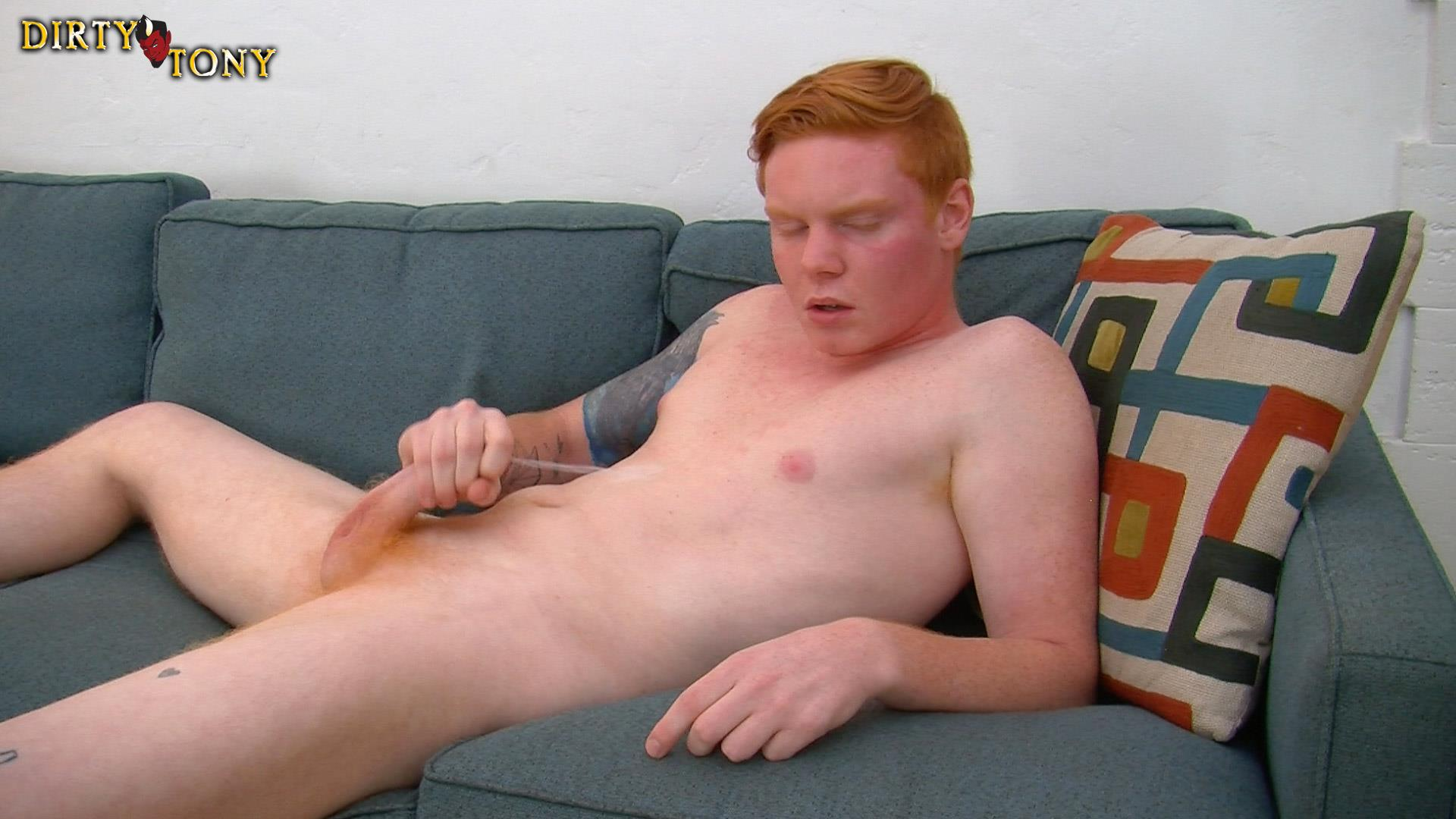 Dirty-Tony-Max-Breeker-Redheaded-Twink-Masturbation-Amateur-Gay-Porn-13 Bisexual 19 Year Old Redheaded Twink Auditions For Gay Porn