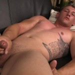 SpunkWorthy Avery Straight Army Soldier Jerking Off Big Cock Amateur Gay Porn 26 150x150 Married Straight Muscular Army Soldier Jerking Off For Cash