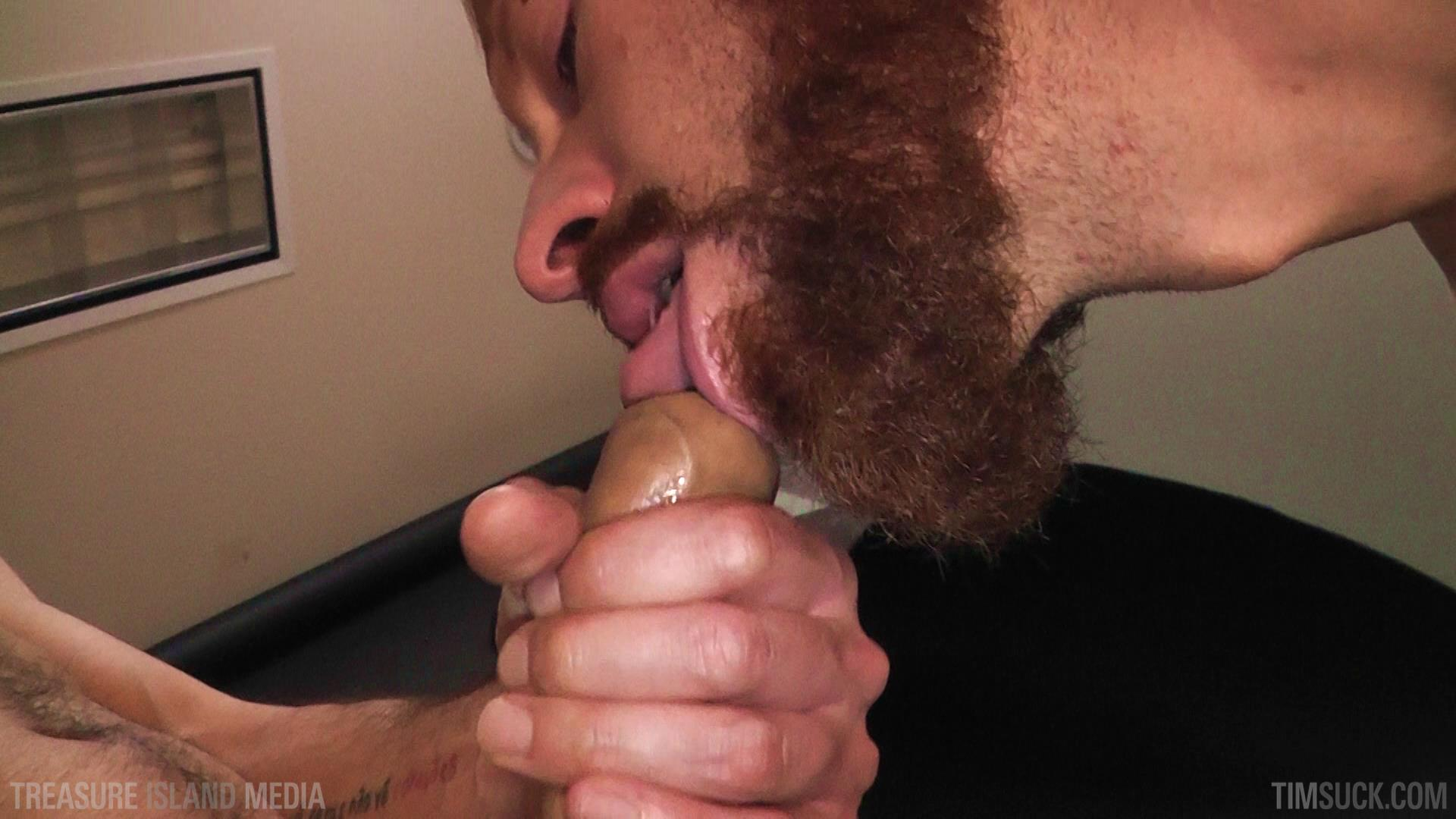 Treasure Island Media TimSuck Pete Summers and Dean Brody Sucking A Big Uncut Cock Amateur Gay Porn 43 Bearded Ginger Services A Big Uncut Cock And Eats The Cum