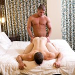 Active Duty Brad Banks and Ivan James Army Guys Bareback Fucking Amateur Gay Porn 12 150x150 Muscular Army Buddies Sucking Cock and Bareback Fucking