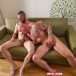 Butch Dixon Erik Lenn and Mike Bourne Masculine Guys Fucking Bareback Amateur Gay Porn 10 150x150 Beefy Masculine Guys Fucking Bareback With A Big Uncut Cock