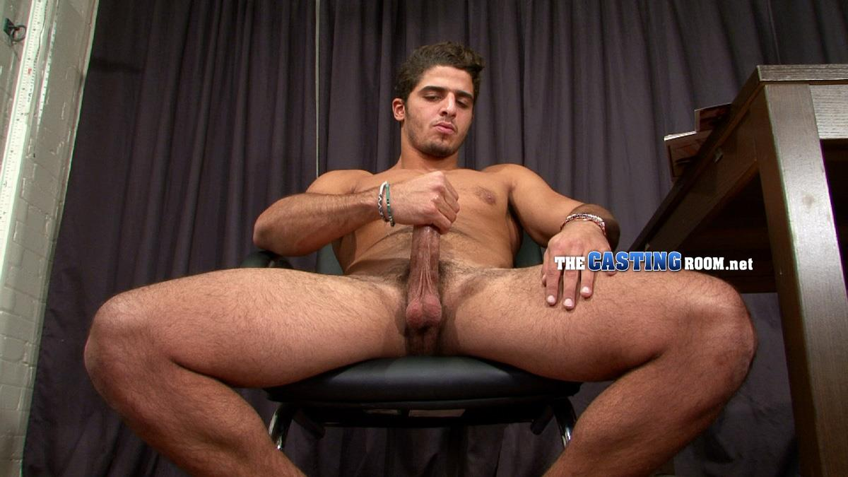 The-Casting-Room-Hossam-Naked-Arab-Jerking-Big-Arab-Cock-Amateur-Gay-Porn-14 Straight Arab Auditions For Porn and Jerks His Hairy Cock