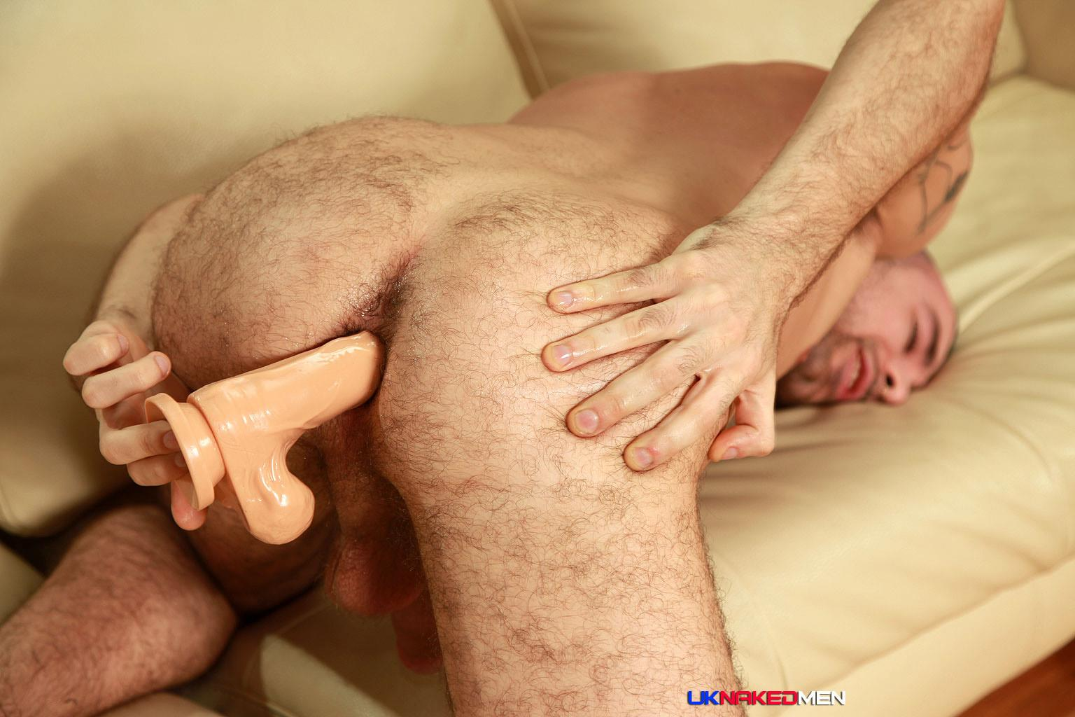 UK Naked Men Sam Syron Irish Guy With A Big Uncut Cock Jerk Off Amateur Gay Porn 16 Irish Guy With A Big Uncut Cock Sticks A Dildo In His Hairy Ass