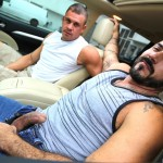 Men Over 30 Darin Silvers and Alessio Romero Hitchhiker Fucking Hairy Ass Amateur Gay Porn 02 150x150 Alessio Romero Picks Up A Hitchhiker And Gets Fucked In The Ass