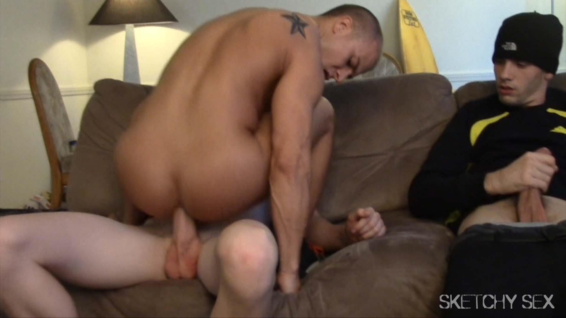 Shemale gay bukkake cum tube