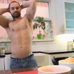 Maskurbate-Muscle-Hunk-With-A-Big-Uncut-Cock-Jerking-Off-Amateur-Gay-Porn-02-150x150 The Naked Chef Jerks His Big Uncut Cock In The Kitchen