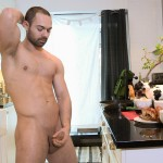 Maskurbate-Muscle-Hunk-With-A-Big-Uncut-Cock-Jerking-Off-Amateur-Gay-Porn-04-150x150 The Naked Chef Jerks His Big Uncut Cock In The Kitchen