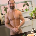 Maskurbate-Muscle-Hunk-With-A-Big-Uncut-Cock-Jerking-Off-Amateur-Gay-Porn-15-150x150 The Naked Chef Jerks His Big Uncut Cock In The Kitchen
