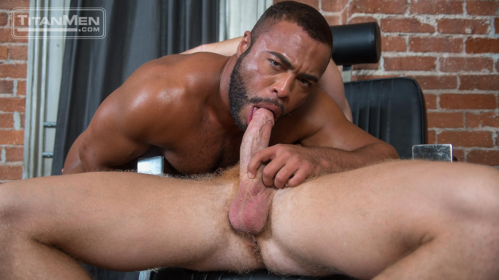 TitanMen Micah Brandt and Bennett Anthony Interracial Muscle Hunks Flip Fucking Amateur Gay Porn 06 Micah Brandt and Bennett Anthony Flip Fucking With Their Big Dicks