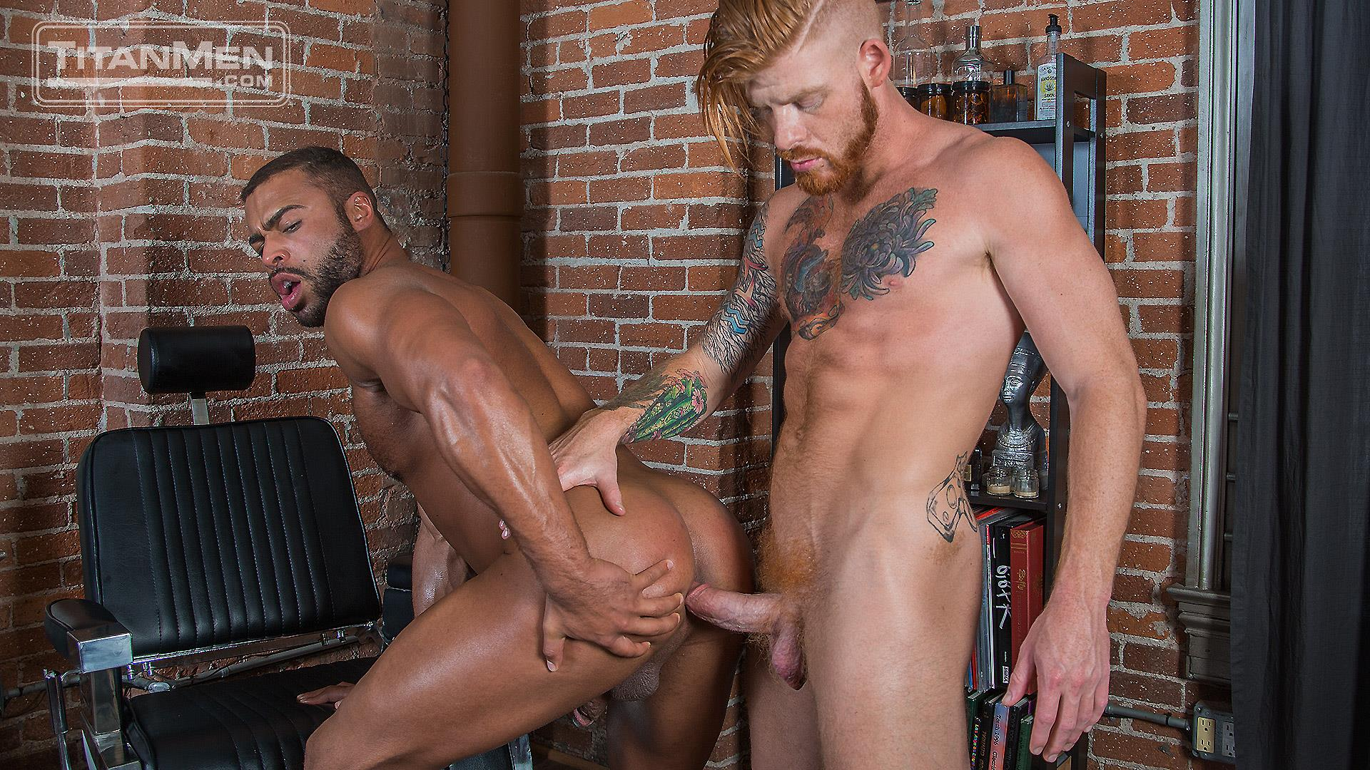 TitanMen-Micah-Brandt-and-Bennett-Anthony-Interracial-Muscle-Hunks-Flip-Fucking-Amateur-Gay-Porn-22 Micah Brandt and Bennett Anthony Flip-Fucking With Their Big Dicks