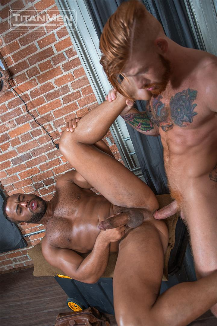 TitanMen Micah Brandt and Bennett Anthony Interracial Muscle Hunks Flip Fucking Amateur Gay Porn 30 Micah Brandt and Bennett Anthony Flip Fucking With Their Big Dicks