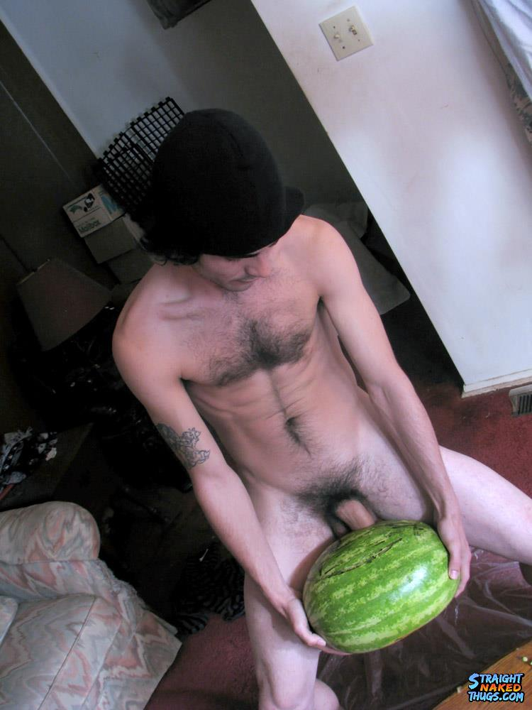how to fuck a watermelon
